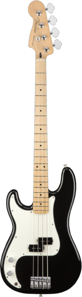 Fender Player Precision Bass Left-Handed Black
